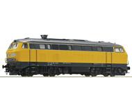 модель Roco 72771 Тепловоз BR 218 449-7. Принадлежность DB, Германия. Эпоха V. Установлен цифровой звуковой декодер.