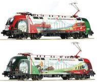 модель Roco 73239 Элетровоз 1116 159 Brenner