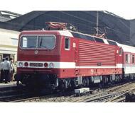 модель Roco 73322 Электровоз BR 243 DR. Принадлежность Германия, DR. Эпоха IV. Длинна 192 мм.