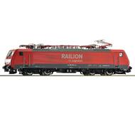 модель Roco 73632 Электровоз BR 189 100-1 Railion. Принадлежность Германия, DB AG