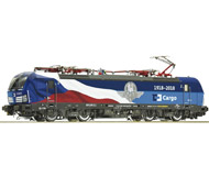 модель Roco 73945 Электровоз 383 009-8 of the CD Cargo