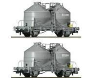 модель Roco 76072 Набор из двух пылеосиловых вагонов, тип Ucs