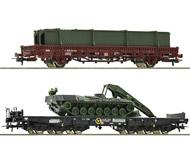 модель Roco 76129 MC Set Rwg+Schwl.+Bergepanzer