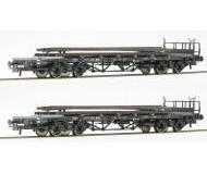 модель Roco 76196 flat_wagon