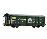 модель Roco 76209 Почтово-товарный вагон, тип Z2. Принадлежность SBB. Эпоха IV