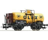 """модель Roco 76301 Цистерна с тормозной будкой """"BP"""""""