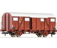 модель Roco 76302 Gedeckter Güterwagen Gs. Принадлежность FS, Италия. Эпоха III.