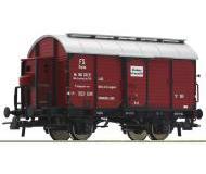 модель Roco 76304 Weinkesselwagen. Принадлежность FS, Италия. Эпоха III.