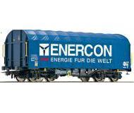 "модель Roco 76448 Вагон с тентом, тип Shimms ""Enercon"""