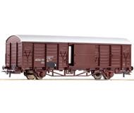 модель Roco 76671 Bausatz gedeckter Güterwagen. Принадлежность ÖBB, Австрия. Эпоха IV.