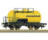 модель Roco 76780 Kesselwagen Danzas. Принадлежность DB, Германия. Эпоха IV.