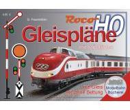 модель Roco 81394 Альбом рельсовых схем для макетов, для рельс Roco Line