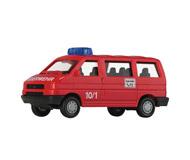 модель Roco 943 Volkswagen T4 Bus Feuerwehr. Эпоха VI