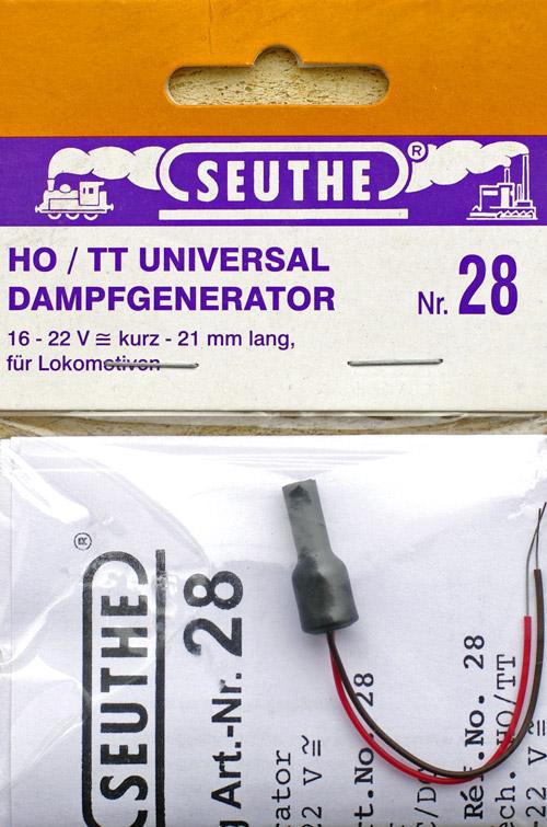 модель Seuthe 28