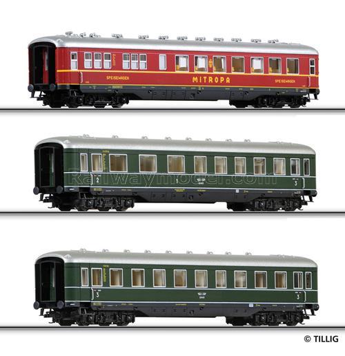 модель Tillig 01579