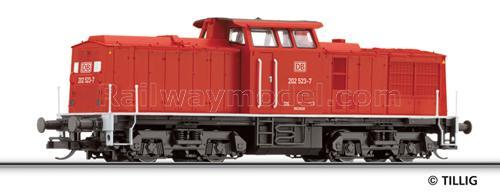 модель Tillig 04588