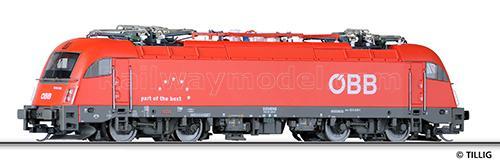 модель Tillig 04952