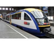 модель Tillig 02884 Дизель-поезд BR642 для Mitteldeutschen Regiobahn (MRB). Принадлежность Частные жд. Эпоха VI