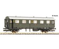 модель Tillig 13005 Пассажирский вагон 2 класса, тип Bi29. Принадлежность DRG. Эпоха II