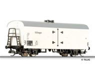 модель Tillig 14017 Ледник тип Tehs 50. Принадлежность DB. Эпоха III