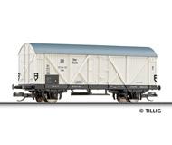 """модель Tillig 14108 Ледник, тип Tnfs 17 """"Seefische"""". Принадлежность DR. Эпоха III"""