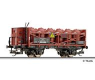 """модель Tillig 14446 Полувагон для перевозки кислоты """"IG Farbenindustrie"""". Принадлежность DRG. Эпоха II"""