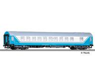 модель Tillig 16702 Спальный вагон, тип Y. Принадлежность РЖД. Эпоха V