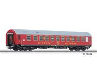 модель Tillig 16720 Спальный вагон Mitropa, тип Y WLAB. Принадлежность DR. Эпоха IV