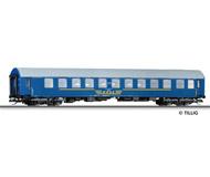 модель Tillig 16722 Спальный вагон, тип Y (WLAB). Принадлежность PKP. Эпоха IV