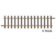 модель Tillig 85124 Рельс прямой 114мм G 2 114 m