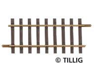 модель Tillig 85130 Рельс прямой 64 мм G 3 64 мм.
