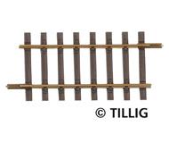 модель Tillig 85131 Рельс прямой 57 мм G4 57 мм.