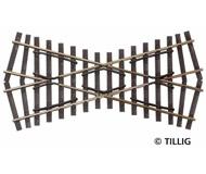 модель Tillig 85170 Пересечение глухое 30 градусов,