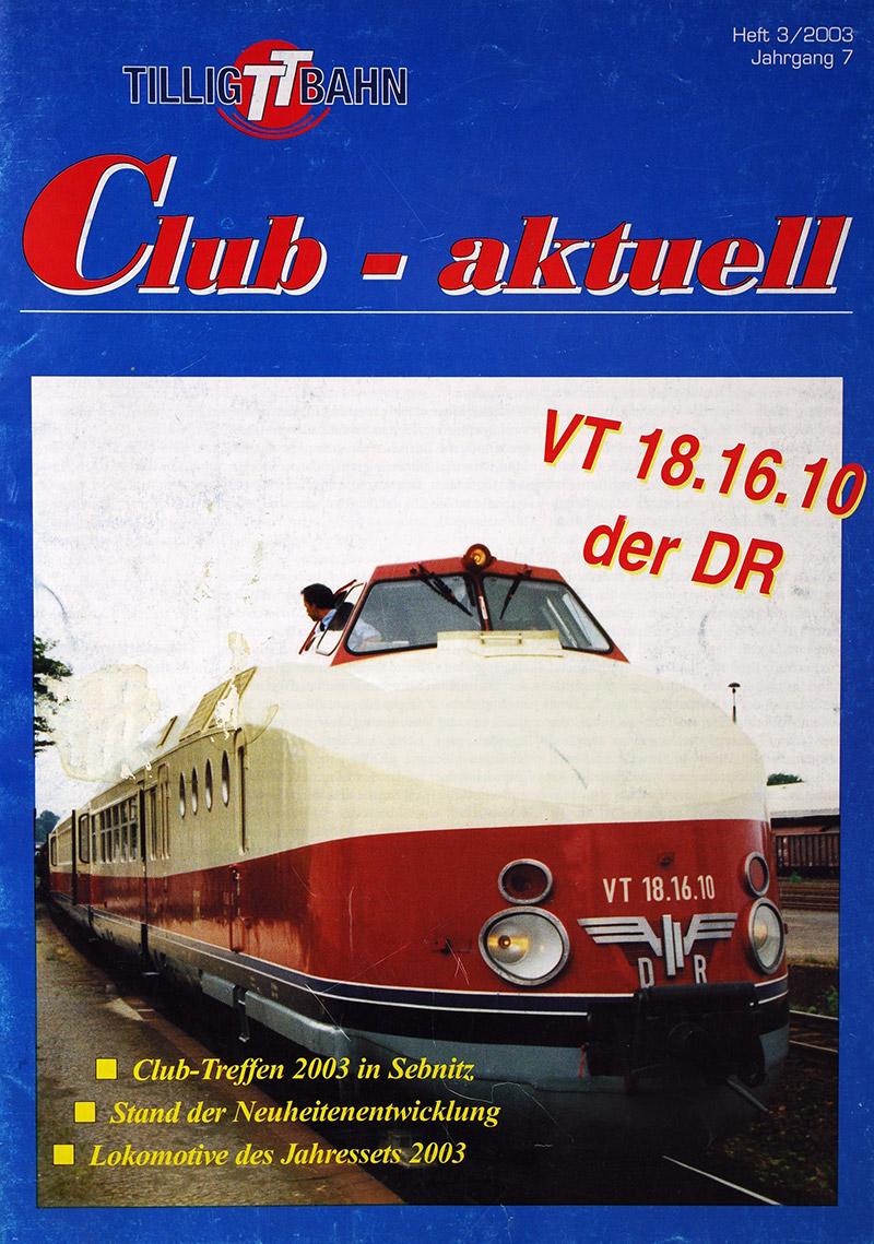 модель Train 18189-54