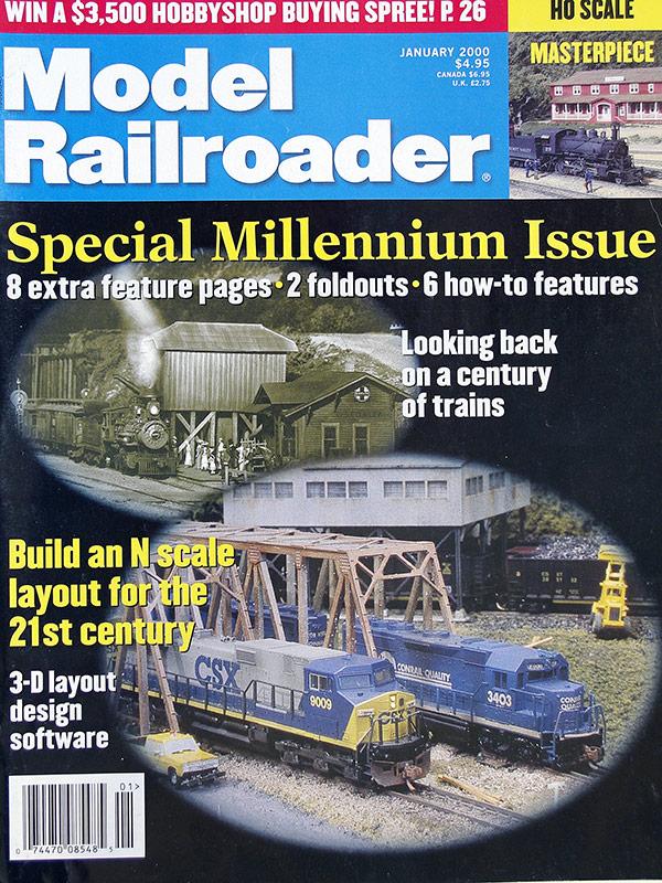 модель Train 19605-85