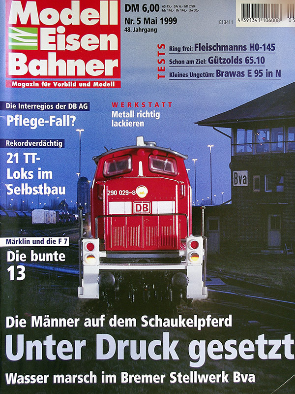 модель Train 19704-85