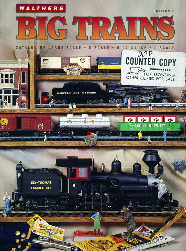 модель Train 19821-85