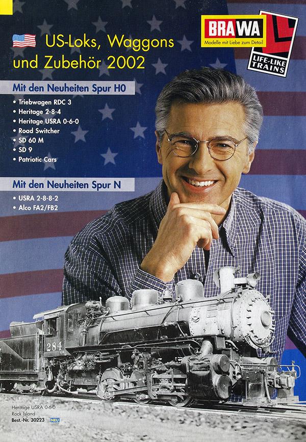 модель Train 19863-85
