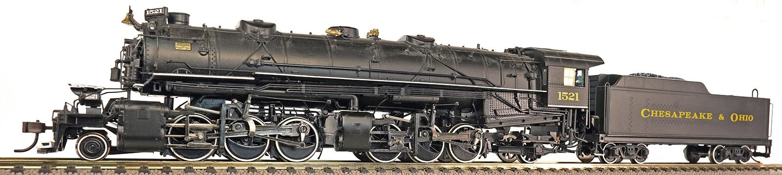 модель Train 20311-17