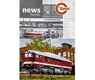 модель Horston 10192-54 ROCO Club news 2004 #1 24 стр, на немецком языке.
