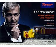 модель Железнодорожный Моделизм 10203-54 Каталог ROCO 2013/14 год. Масштабы H0, H0e, TT. 100 стр, на английском, немецком языках.