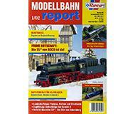модель Железнодорожный Моделизм 10215-54 Журнал ROCO Modellbahn Report 1/02. 36 стр, на немецком языке.