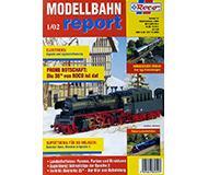 модель Железнодорожный Моделизм 10218-54 Журнал ROCO Modellbahn Report 1/02. 36 стр, на немецком языке.