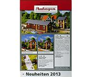 модель Horston 10224-54 Каталог Auhagen. Новинки 2013 года. Масштабы H0, TT. 4 стр, на немецком языке.
