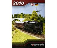 модель Железнодорожный Моделизм 10230-54 Каталог Hobby Trade. 2010 год. Масштаб H0. 60 стр, на немецком языке.