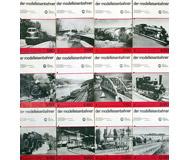 модель Horston 10787-53 Комиссионная модель. Журнал Der Modelleisbahner, 1980 г., номера 1-12. На немецком языке.