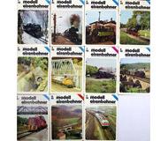 модель Horston 10790-53 Комиссионная модель. Журнал Der Modelleisbahner, 1983 г., номера 1-11. На немецком языке.