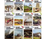 модель Horston 10795-53 Комиссионная модель. Журнал Der Modelleisbahner, 1989 г., номера 1-12. На немецком языке.