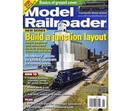 """модель Железнодорожный Моделизм 11850-5 Журнал """"Model Railroader"""". Номер 1 / 2011. На английском языке."""