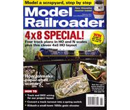 """модель Железнодорожный Моделизм 11851-5 Журнал """"Model Railroader"""". Номер 2 / 2011. На английском языке."""